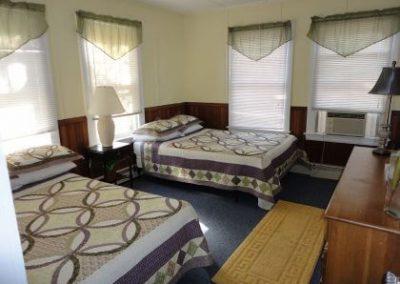 2nd Floor Apartment Bedroom 1