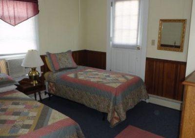 2nd Floor Apartment Bedroom 2