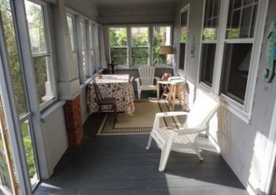 Cottage Sun Porch