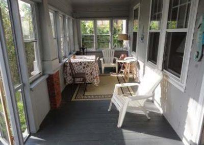 Cottage Sun Porch