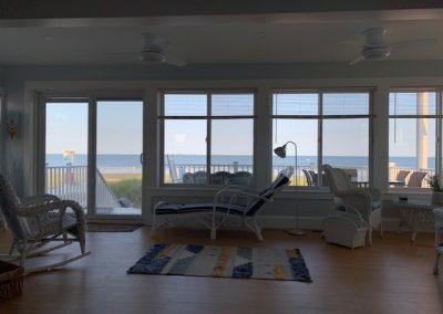 Floor 1 - Living Room View of Ocean