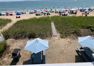 Beach Path - View from Top Deck